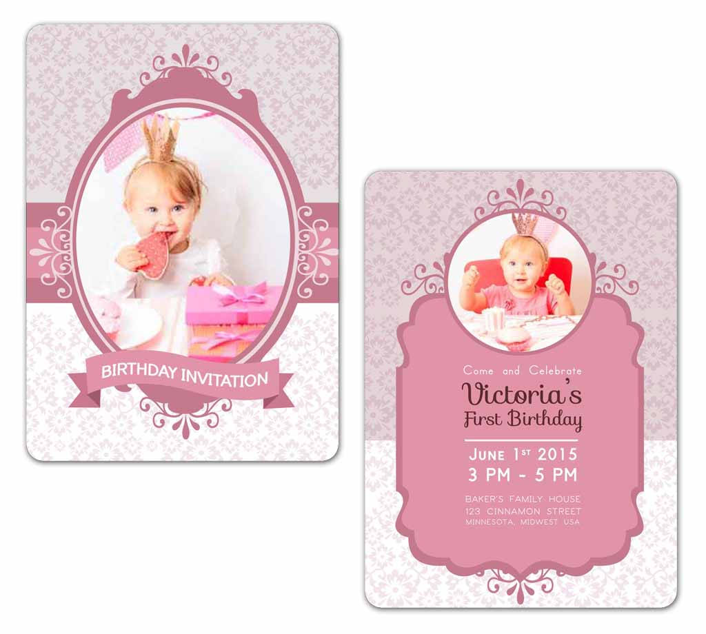 Mirror birthday card photoshop templates for photographers mirror birthday card maxwellsz