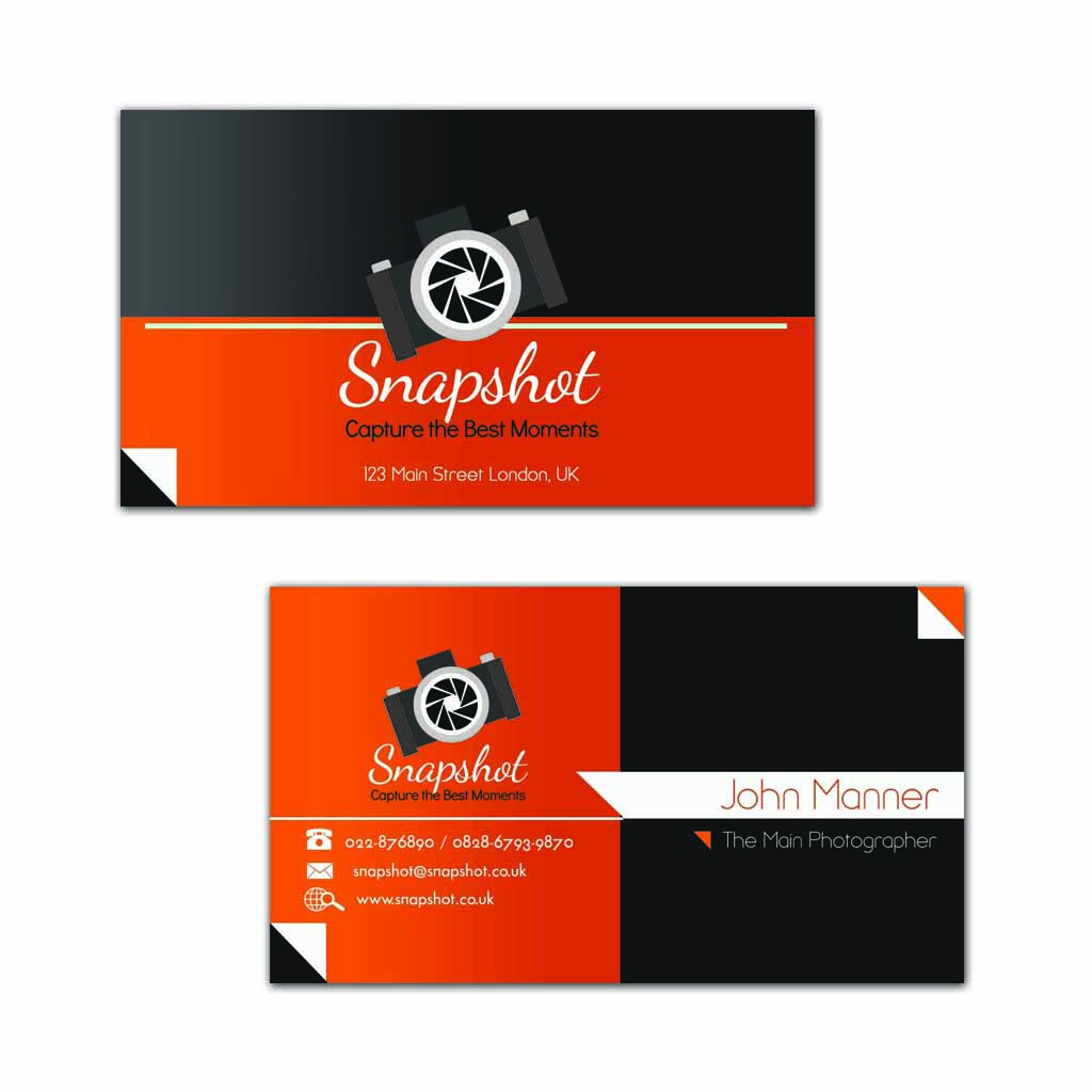 Snap business card photoshop templates for photographers snapshot business card colourmoves